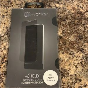 Accessories - Tempered glass screen protector